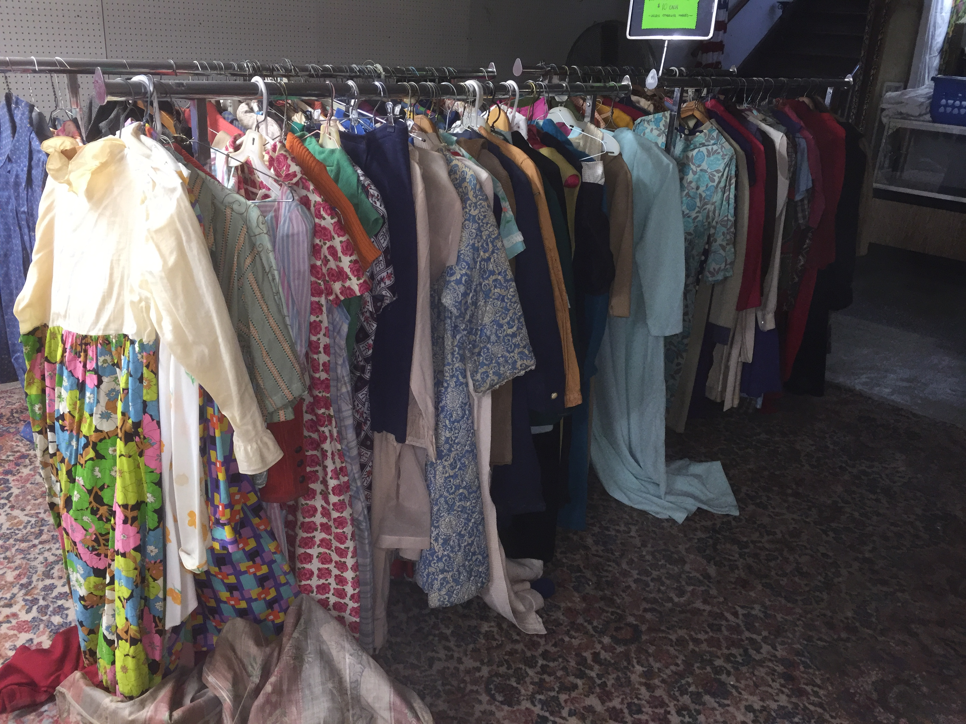 Incredible Vintage Clothing Sale Friday May 20, 5-8pm, Sat May 21 ...